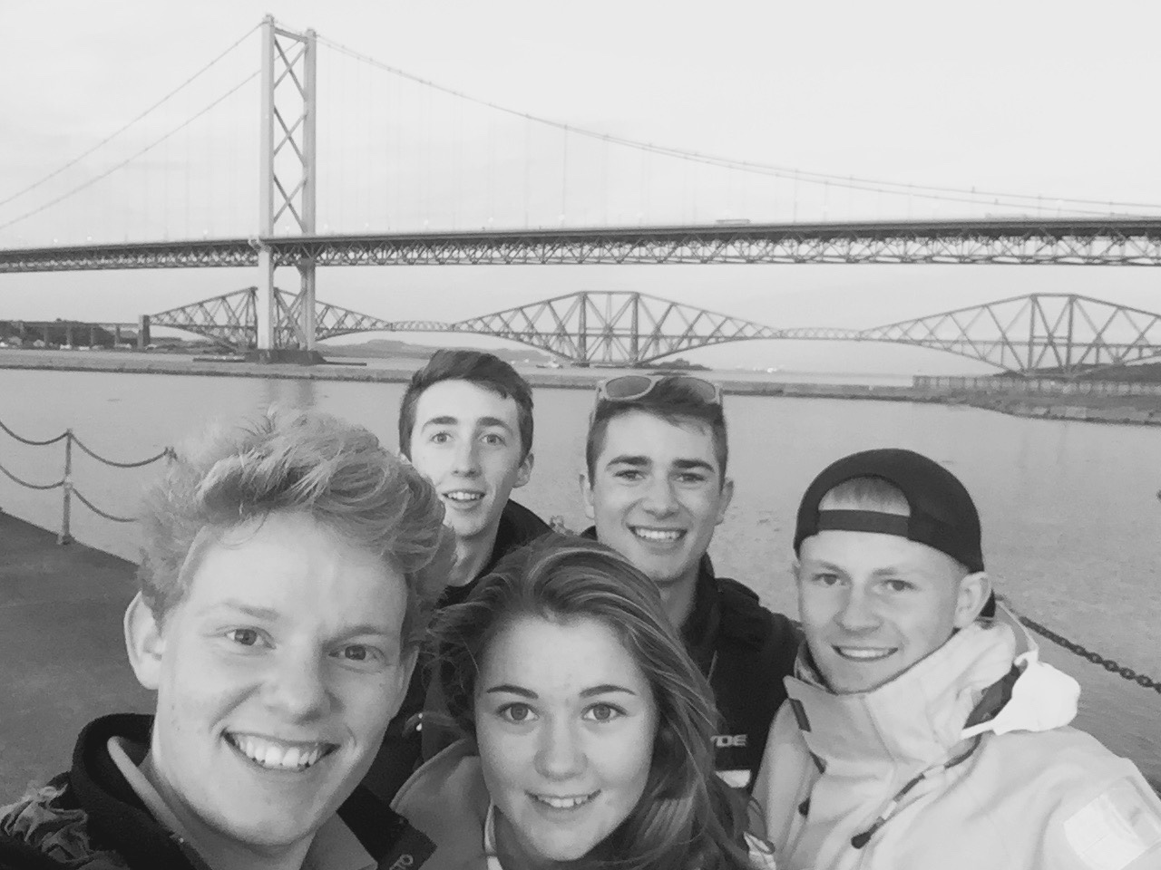 yachting team 1